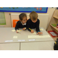 Y2 writing expanded noun phrase about pirates