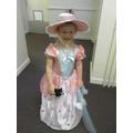 Nursery winner - Scarlett Williamson