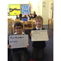 Sentence writing - 'r' and 'wr'