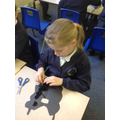 Making Mr Twit beards linked to our book