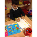 Writing about Diwali