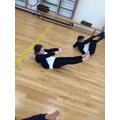 Indoor PE - Gymnastics