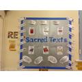 RE - Sacred Books