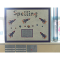 Year 6 - Spellings display