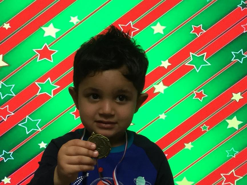 Our afternoon sports star; Hashim