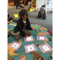Practising initial letter sounds in words