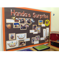 Handa's Supise by Reception