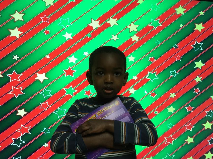 Our afternoon star writer is Mahamud