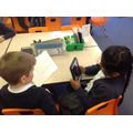 Using ipads to record sequences