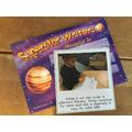Afternoon Nursery's star writer - Vinnie