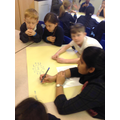 Creating group Kennings poems