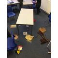 A ROMAN BROKE INTO OUR CLASSROOM!!!