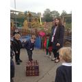 Launching rockets 🚀