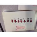 Y3 fingerprint christmas cards