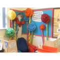 Year 3 reading area