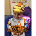 Nursery- The Tiger Who Came to Tea