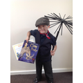 Y3- chimney sweep from Mary Poppins