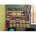Our Mr Twit display