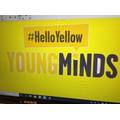 Hello Yellow mental Health Day
