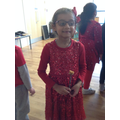 Year 2 dancing competition winner