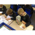 independent comprehension work