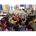 Mrs Rawlings read to y1/2