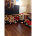 Christmas party -pass the parcel