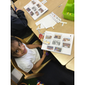 Sequencing the story of Easter.