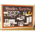 Reception - Handa's Surprise