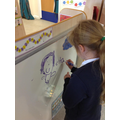 Drawing Sita