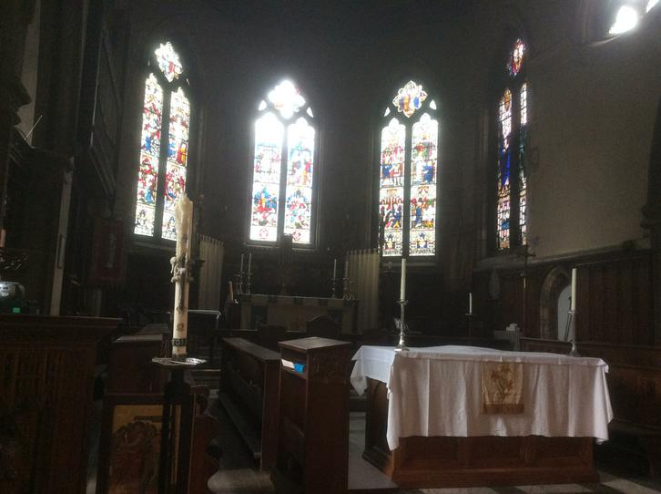 Reflecting on our day - St Peters Church