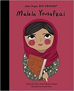 Little People Big Dreams - Malala