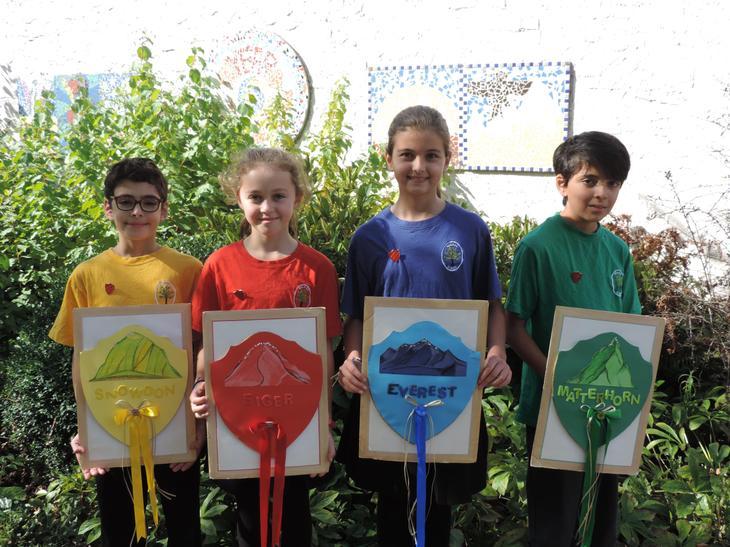 Panagiotis, Orla, Sera and Benyamin
