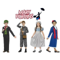 Chimney sweeper, postman, cook and Mary Poppins