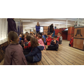 Storytime with Sharon - tale of the Cutty Sark.