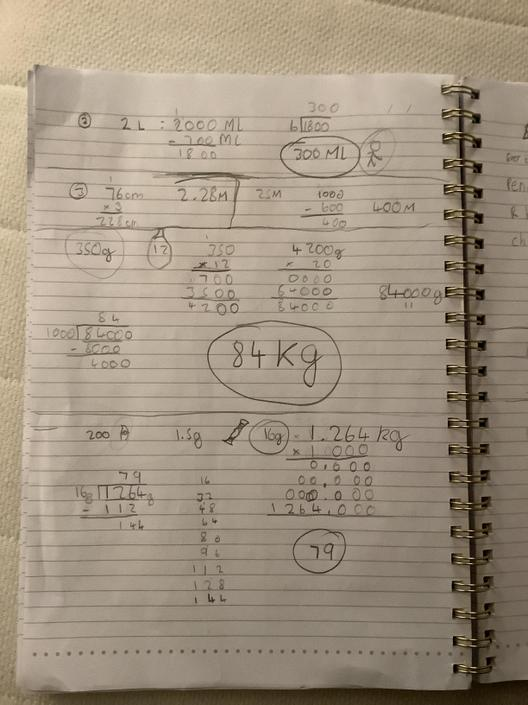 AT- More great calculations with awesome methods!