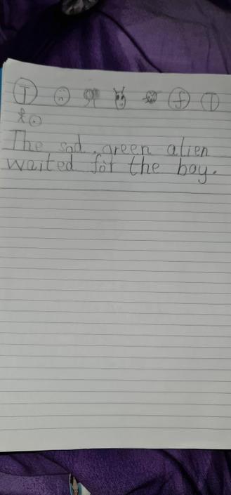 Wonderful writing!