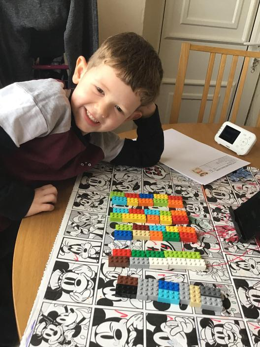 Lego is great for maths!