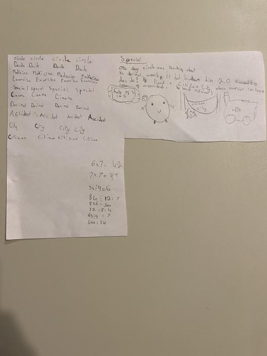 Fun story - 40 points