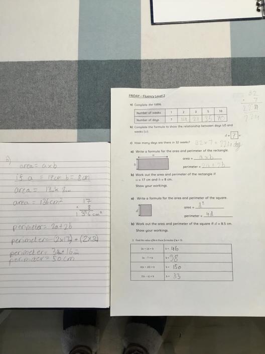 JS - brilliant fluency work