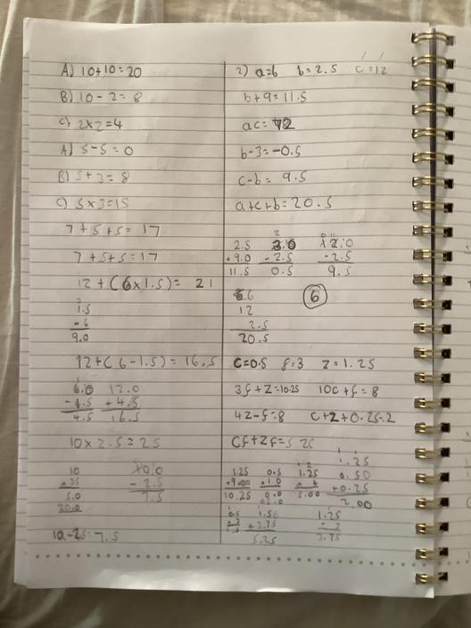 AT - great maths!