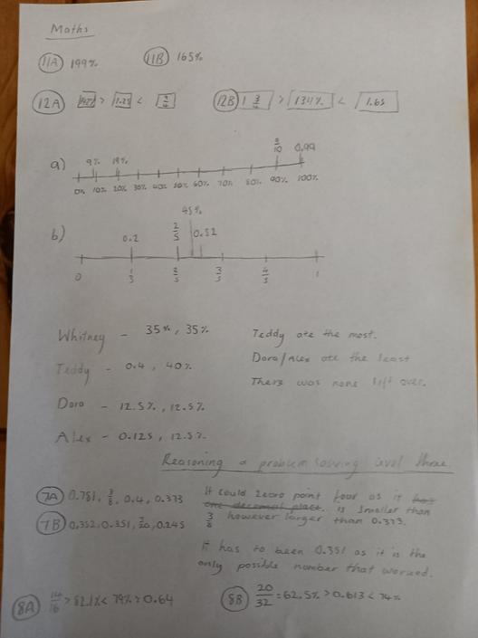 RW- Impressive maths!