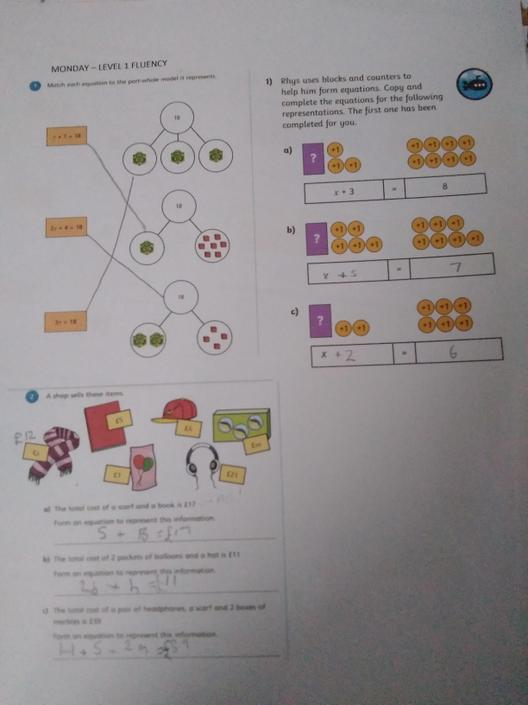 KP- More super fluency work! Well done!