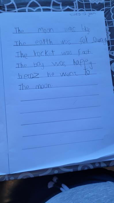 Great sentences. Wow