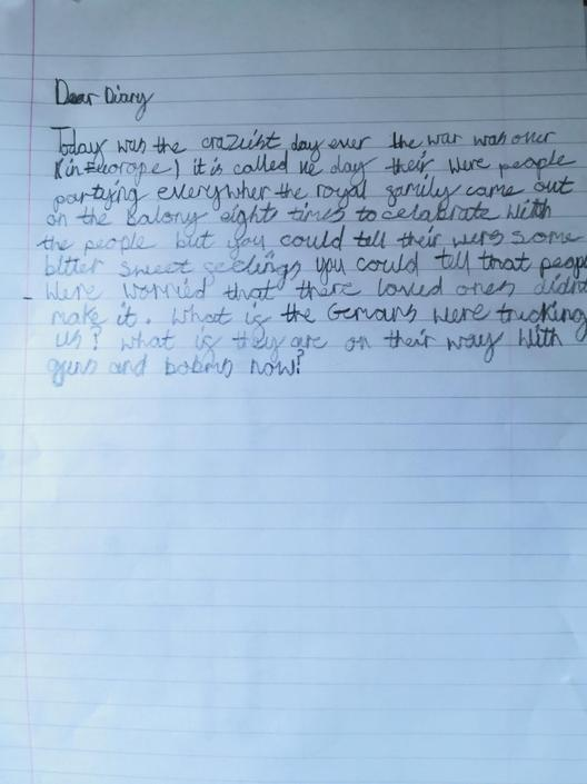Great writing! I like how you've included information from the video clip!
