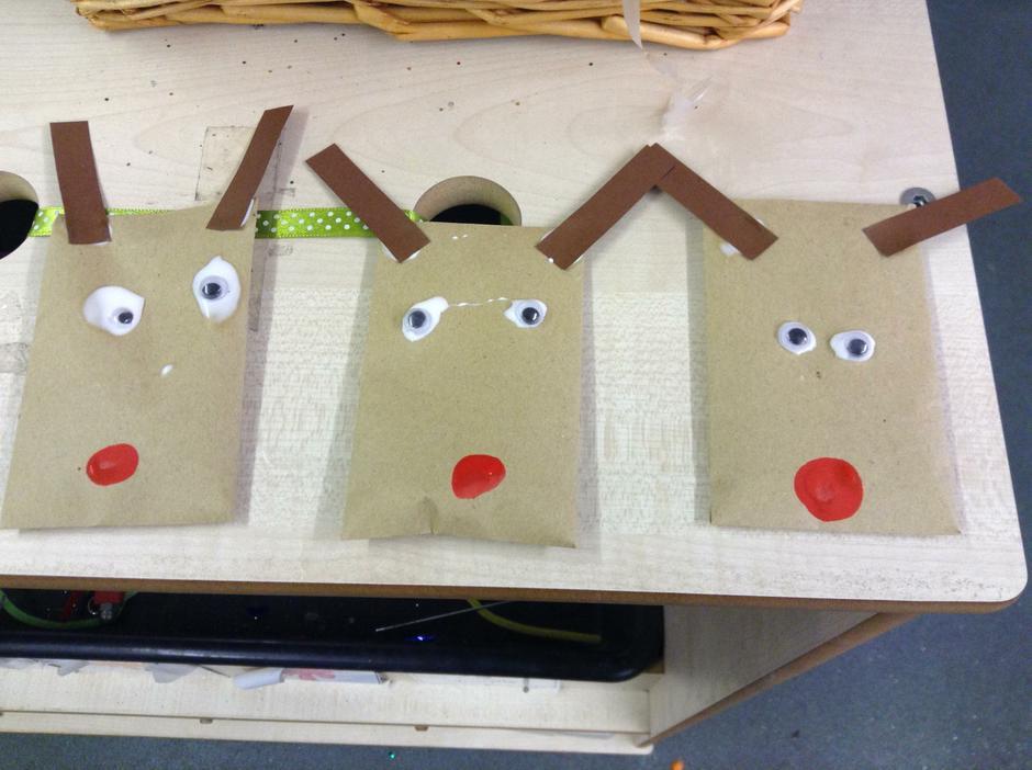 (Bird friendly) Reindeer Food for Christmas Eve