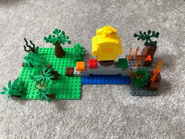 Jimmy's Jungle Bridge!