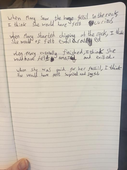 I think you have thought very carefully about her feelings - well done whizzy worker!
