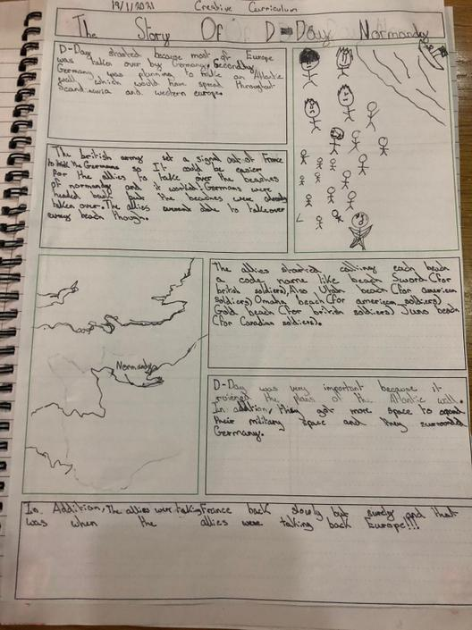 I love how detailed this is OA! Great additional facts and pictures!