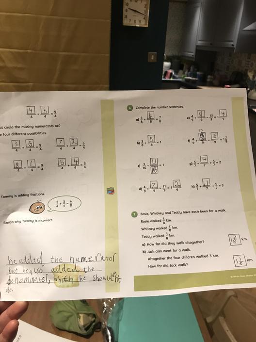 Speedy maths